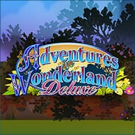 Adventures in Wonderland Delux Jackpot