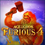 Age of the Gods Furious Four Jackpot