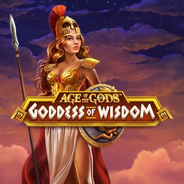 Age of the Gods Goddes of Wisdom Jackpot
