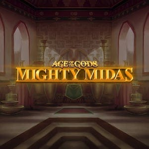 Age of the Gods Mighty Midas Jackpot