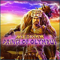 Age of the Gods Prince of Olympus Jackpot