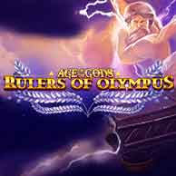 Age of the Gods Rulers Of Olympus Jackpot