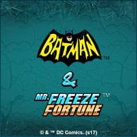 Batman and Mr Freeze Fortune Jackpot