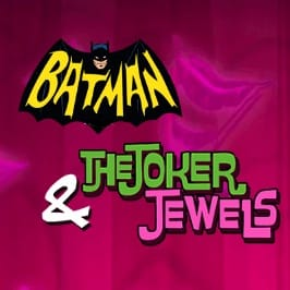 Batman and The Joker Jewels Jackpot