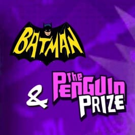 Batman and The Penguin Prize Jackpot