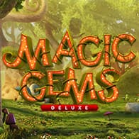 Magic Gems Deluxe Jackpot